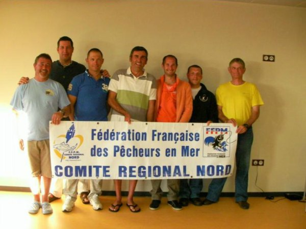 Prselections Equipe de France Adultes Bord de Mer 2012 - Dunkerque