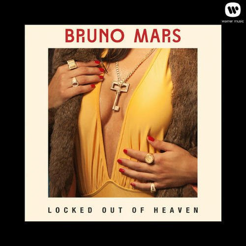 Bruno Mars - Locked Out of Heaven (201)